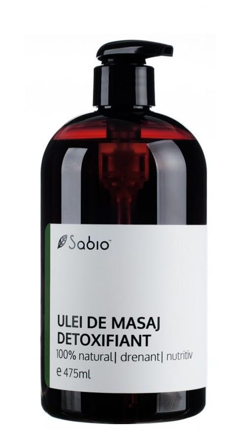 Ulei de masaj detoxifiant Spa 475 ML
