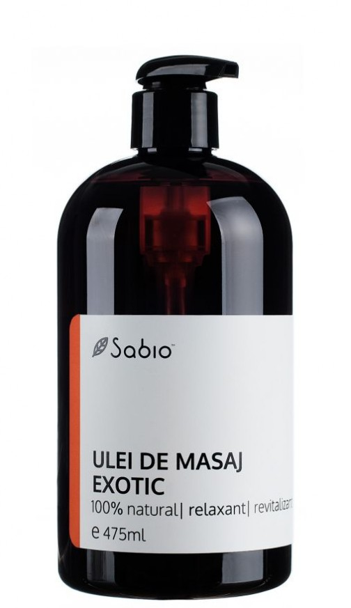 Spa ulei de masaj exotic 475 ML