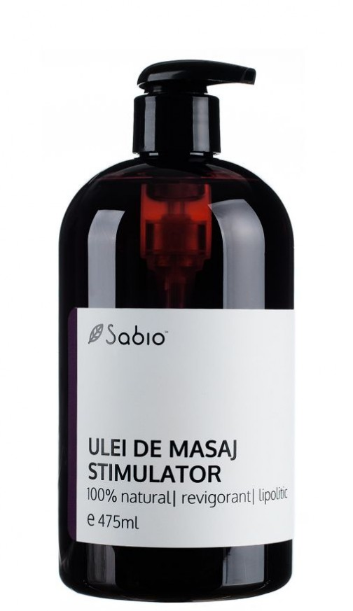 Spa ULEI DE MASAJ STIMULATOR - 475 ML