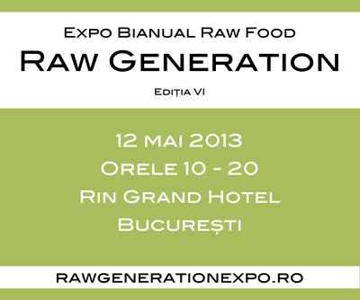 Sabio Cosmetics va asteapta la Raw Generation Primavara 2013
