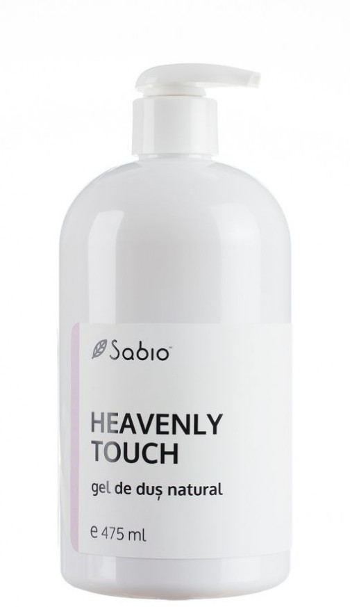 gel de dus natural Heavenly Touch Sabio