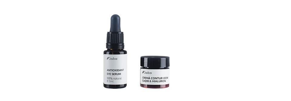 cosmetice de ingrijire naturala antirid pentru ochi