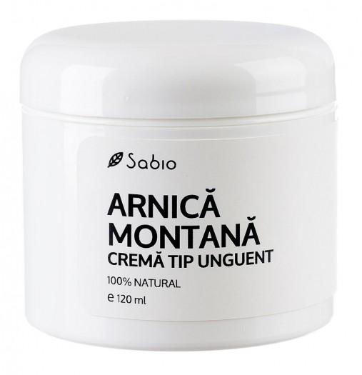 Arnica montana - Crema tip unguent antiinflamatoare Sabio