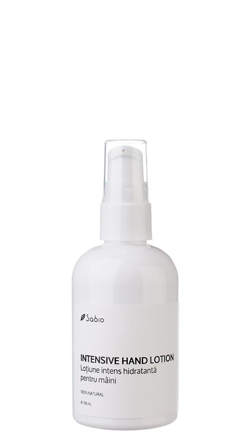Lotiune naturala intens hidratanta pentru maini cu ulei din samburi de caisa si ulei de migdale