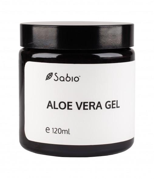 Sabio Aloe Vera Gel 120 ml-0167