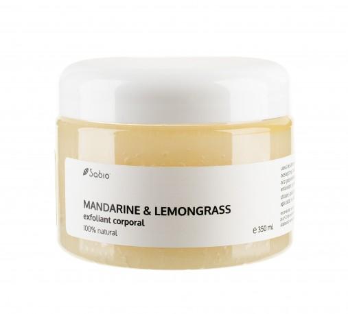 Corp-Exfoliant Mandarine Lemongrass 350ml-0473