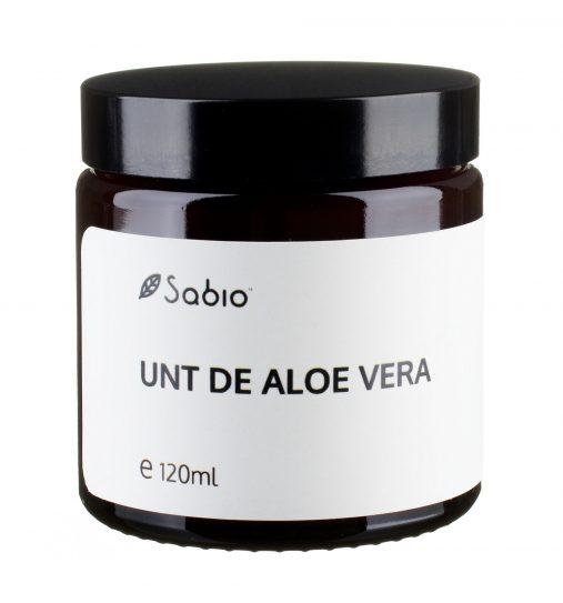 Unt de aloe vera Sabio Cosmetics