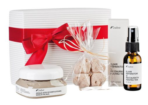 Set cadou pentru Craciun cosmetice naturale Ultimate Skin for Her