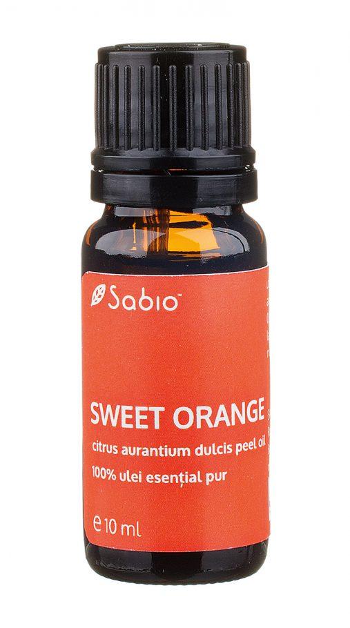 Ulei esential pur de PORTOCALA DULCE Sweet orange Sabio