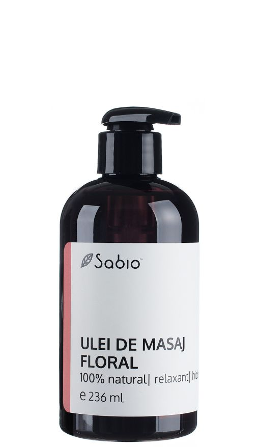 Spa - ULEI DE MASAJ FLORAL- 236 ML