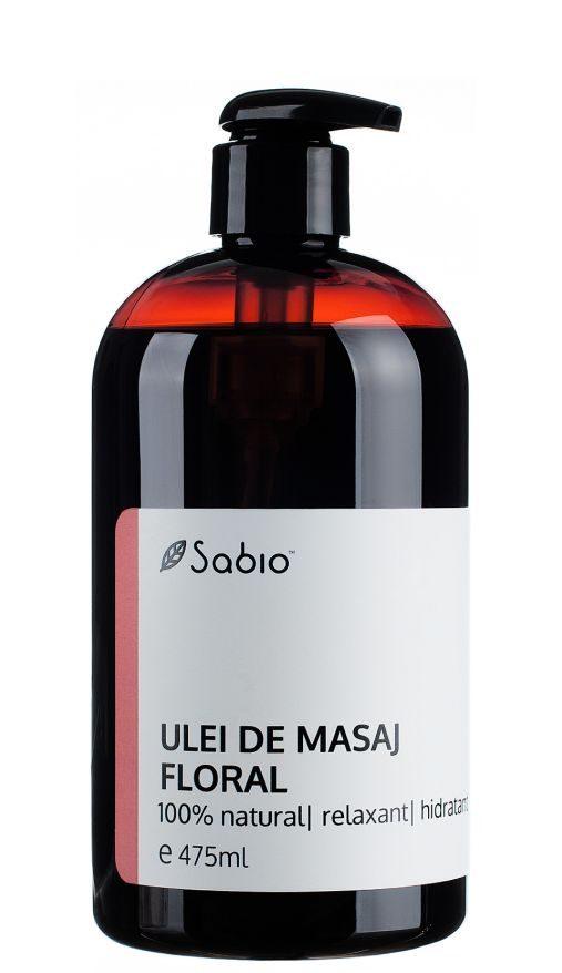 Spa Ulei de masaj floral din ingediente naturale