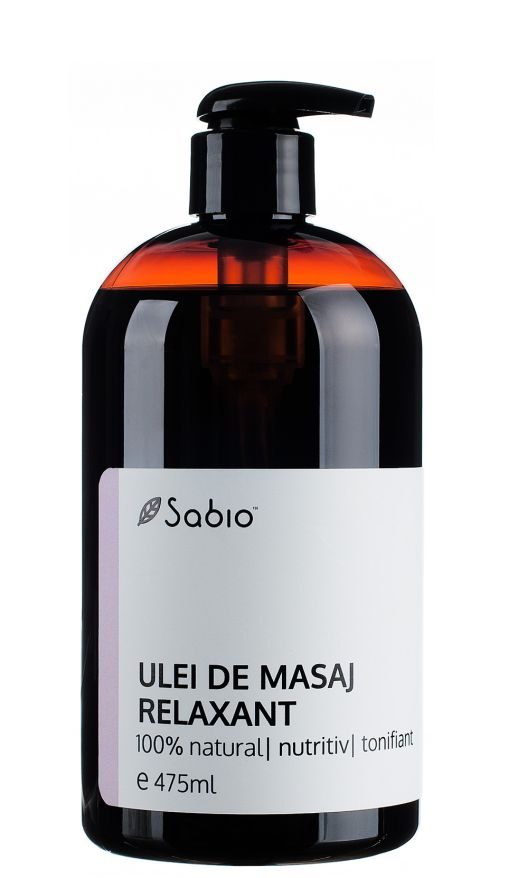 Spa - ULEI DE MASAJ RELAXANT - 475 ML