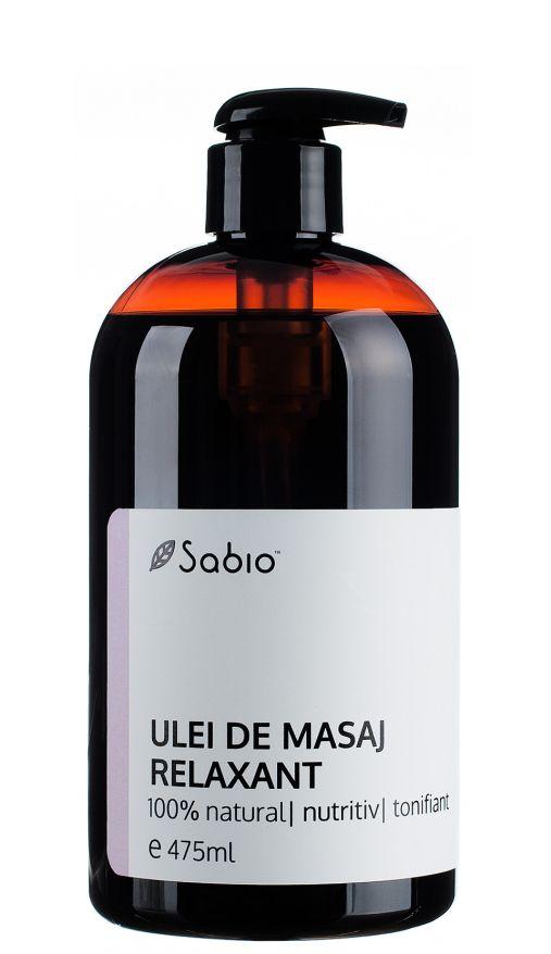 Spa - ULEI DE MASAJ RELAXANT - 475 ML
