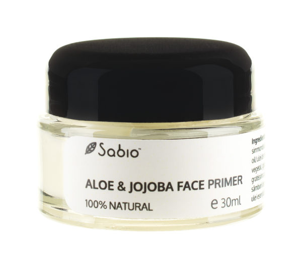 Baza de machiaj Aloe Jojoba Face Primer