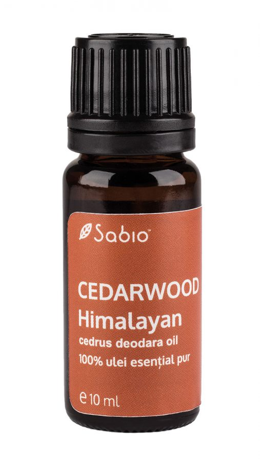 CEDARWOOD Himalayan ulei esential pur de cedru
